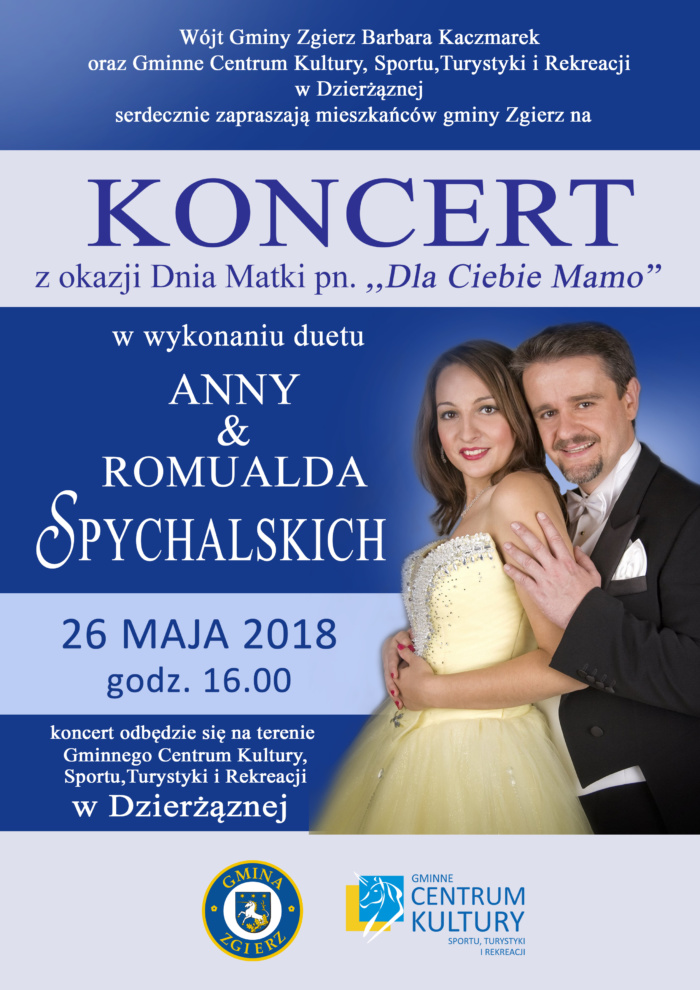 Koncert dla Ciebie Mamo 2018