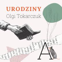Urodziny Olgi Tokarczuk w bibliotekach w Dzierżąznej