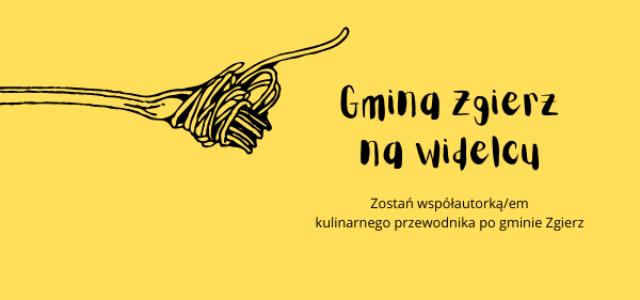 """projekt autorski """"Gmina Zgierz na widelcu"""""""