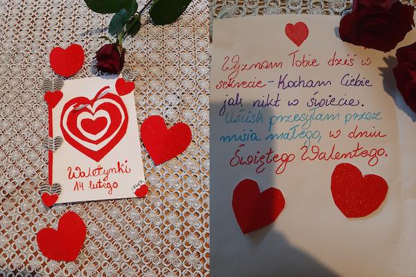 Natalia Pietrzak, Dzierżązna, Walentynki