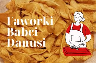Gmina Zgierz na widelcu - przepis na faworki Babci Danusi