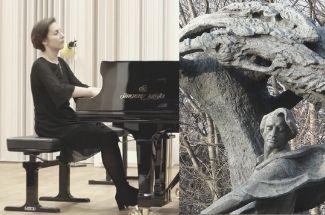 Agata Górska-Kołodziejska gra Chopina