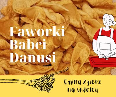 "Faworki babci Danusi, ""Gmina Zgierz na widelcu"""