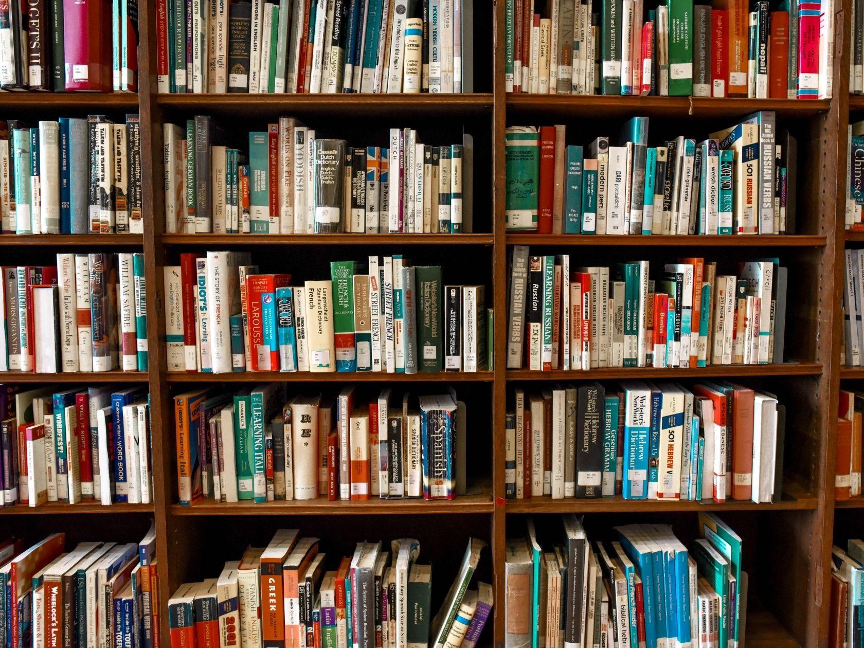 biblioteka w Dzierżąznej