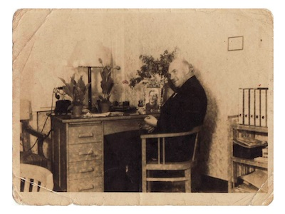 Komendant filii obozu w Dzierżąznej, Hans Heinrich Fuge