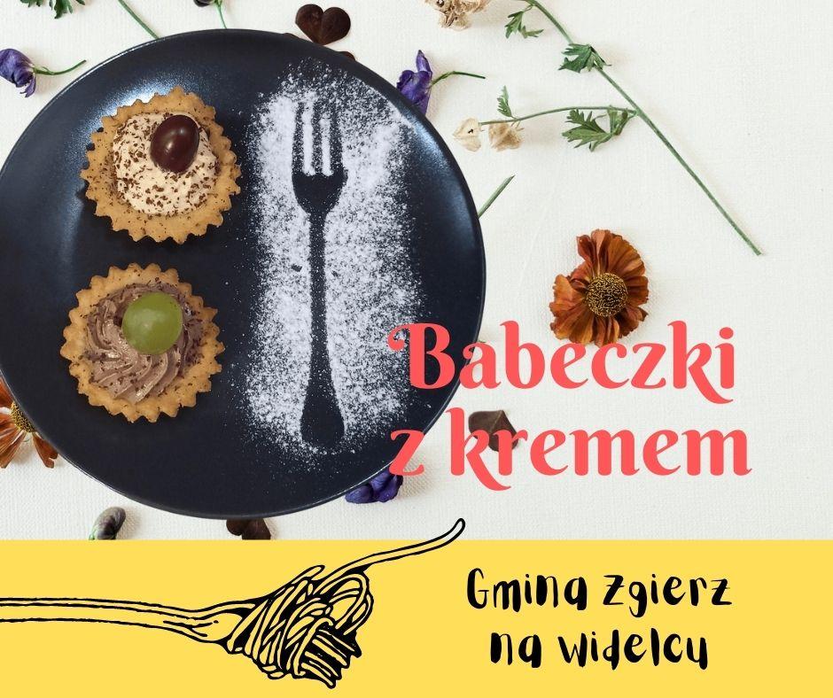 Babeczki z kremem, Elżbieta Janiszewska