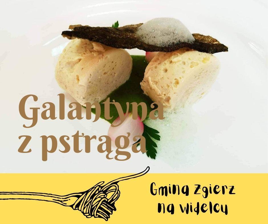 Galantyna z pstrąga, Mikołaj Augustyniak
