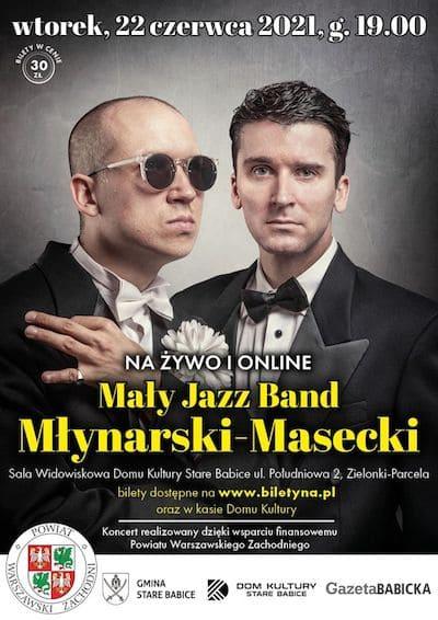 MŁYNARSKI-MASECKI koncert online oraz z publicznością