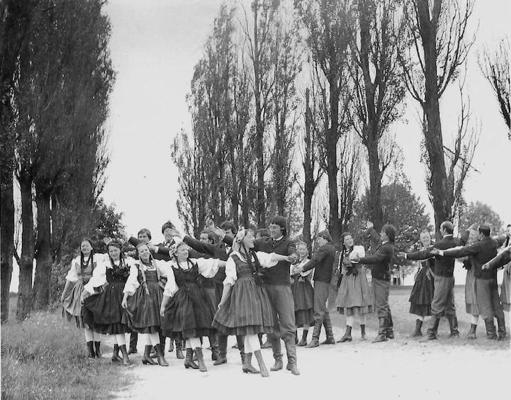 Zespol Piesni i Tanca Boruta w chodzonym