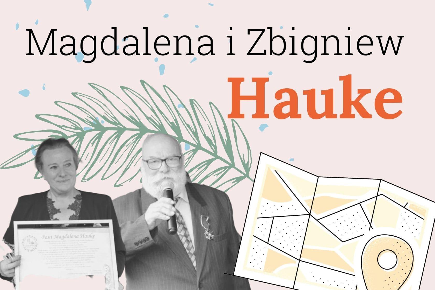 Magdalena Hauke, Zbigniew Hauke, Poznajmy się w gminie Zgierz