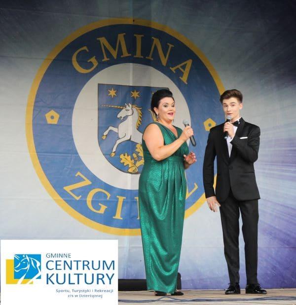 koncert operetkowy, Katarzyna Zając-Cyban, Konrad Derlatka, Grażyna Malec-Przedlacka