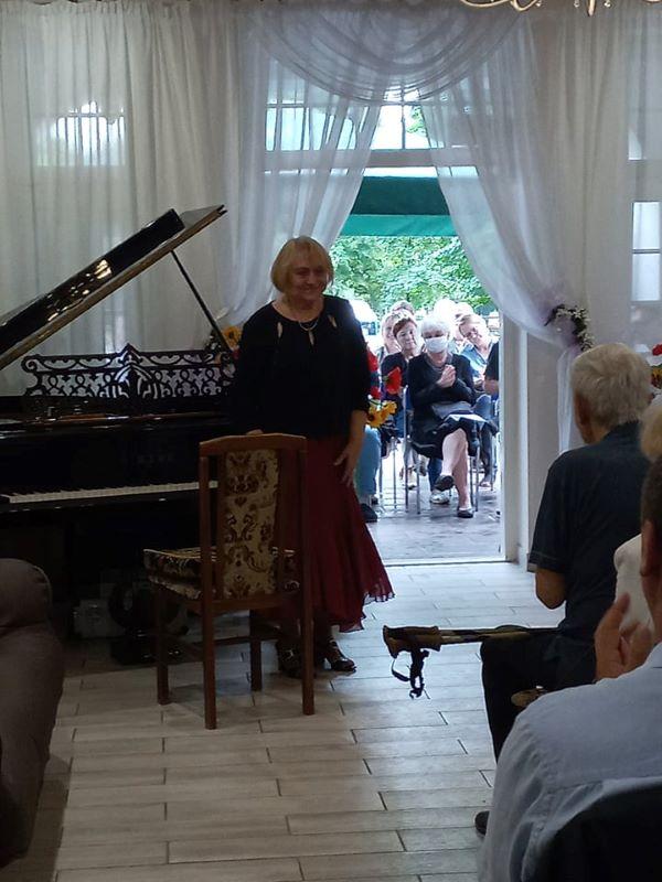 koncert Chopinowski, prof. Maria Korecka-Soszkowska