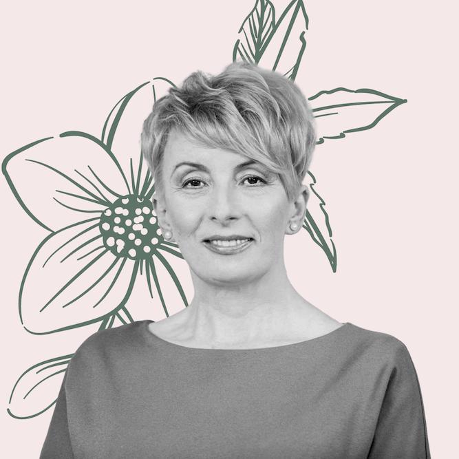 portret dyrektor Anny Tomczak